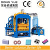 QT4-15 bra making machine price in india brick block machine