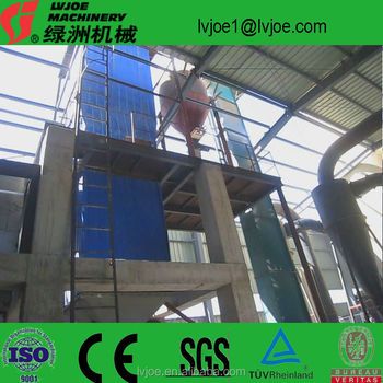 Lvjoe turn key project gypsum powder making machine/production line