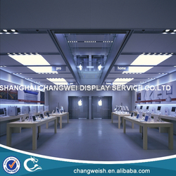 retail mobile store /shop display designs