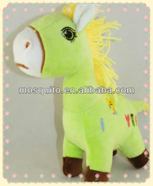 Year of horse China cute fashion Plush toys horse