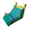 giant inflatable slide for sale/inflatable castle slide