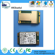 high performance communication equipment ericsson f5521gw 21Mbps wireless module with gps hspa mini pcie wifi 3g card