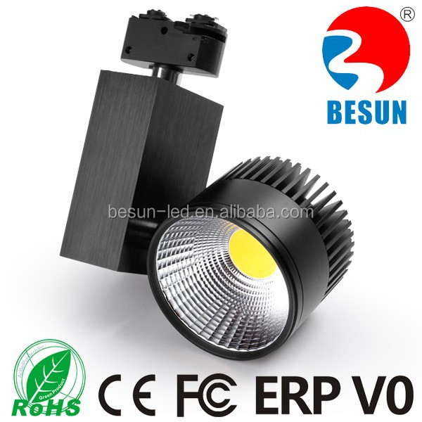Single head small size high power 20w cob led track light