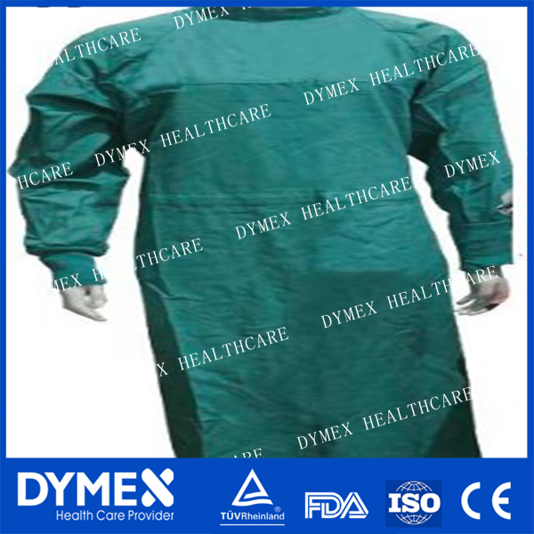 EO Sterilized Operation Sterilized Clothes medical surgical gown with sleeve white surgical gown with cap