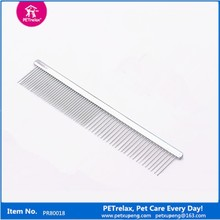 Top Performance Pet Care Product Dog Metal Comb for Distributor