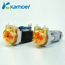 Kamoer peristaltic water pump for coffee maker