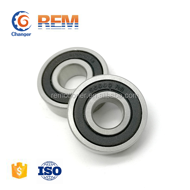High precision stainless steel ball bearings S6000 S6001 S6004 S6002 S6003 S6004 S6005