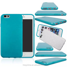 excellent quality clear flip tpu case for iphone 6/cellphone cover case For iPhone 6 Tpu Case