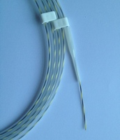 Medical device urology Zebra Guide wire