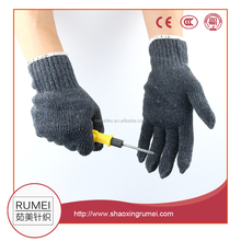 Wholesale Rumei factory high quality industrial cotton work glove