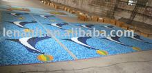 cheap mosaic tile for swimming pool