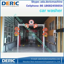 Unmanned car wash equipment china without brush/touch less car wash