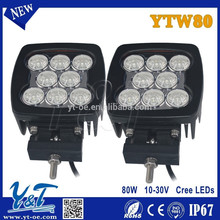 Hot wholesale superbright truck car driver headlight conversion Kit , high low 6000K car driving led lights lighting