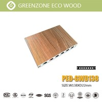 co extrusion pvc wood plastic flooring