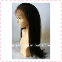 100% virgin 26 inch human hair wig for black women