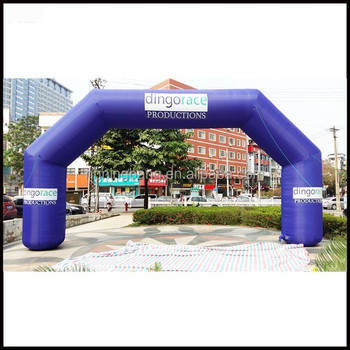 Ningbang 2016 12m inflatable arch cheap inflatable arch for sale