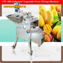 2015 Good Quality Vegetable Cubes Cutter/frut dicing machine/fruit cutting cubes machine