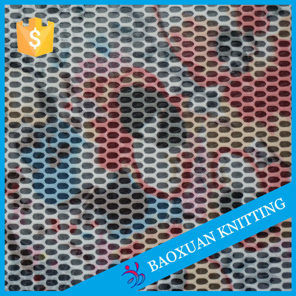 china manufacturer 3d air mesh fabric for motorcycle seat cover for fress