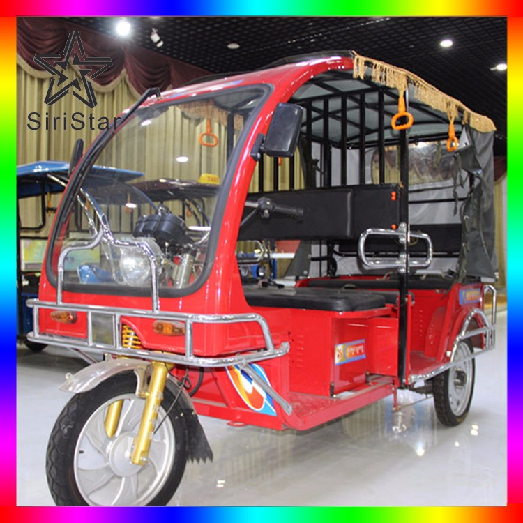Motorcycle tricycle cycle rickshaw bajaj motorcycle taxi in india Venus-SRAKA4
