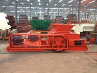 2PG400*250 Fine stone, coal, limestone double roller crusher