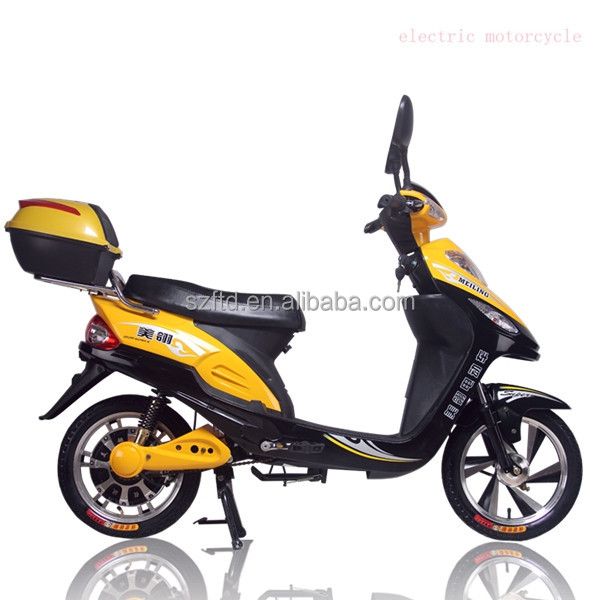 CE approved Cheap Price Lovely model Simple Design electric bike China 450w electric motorcycle for adults