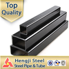 Hengji square rectangular hollow section steel pipe best quality