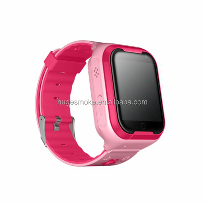 2017 new arrival kids gps watch Q402 4g gps smart watch for tracking kids