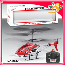 2CH Hot Sell Red/Blue RC Helicopter ,RC Helicopter Toys S04-1