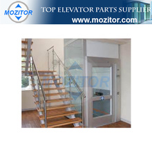 china cabinet door lift | home elevator 4 person passenger lift