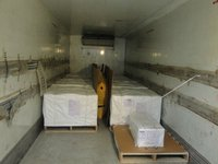 PVC Dunnage Bags For Refrigerated Van