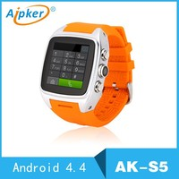 Android 4.2 Smart watch with sim card / 3G WIFI GPS smart watch
