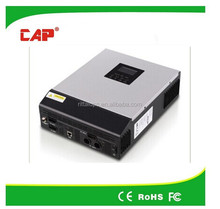 solar panel PV inverter hybrid solar inverter with built-in charge controller for home solar system