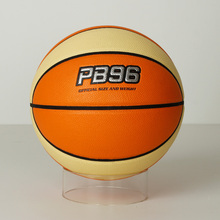 Factory Price Customized logo basketball OEM Common PU Basketball