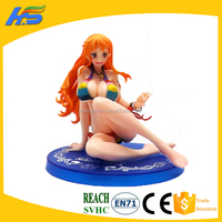 2016 customized nude sexy girl anime action figure one piece