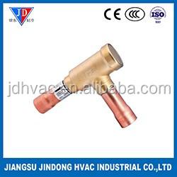 Pison non return valve