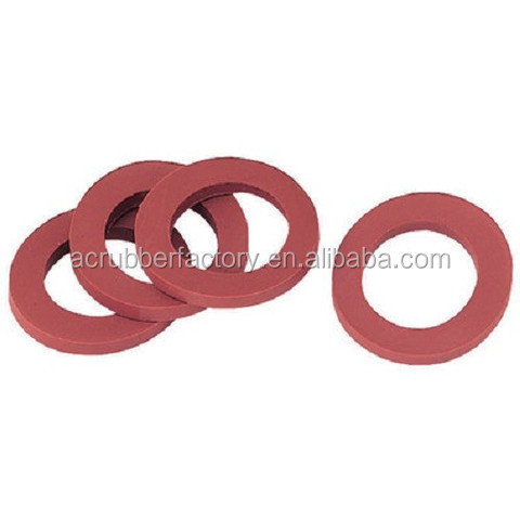 "1/32"" 1/16"" 1/8"" 1/4"" 1/2"" 1"" 2"" Custom silicone rubber rubber hose washer rubber metal washer concave convex washers"