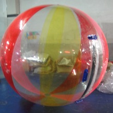 HI CE certificate different designs walk in plastic ball inflatable water rolling ball 0.8mm PVC jumbo water ball