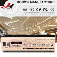 HIFI Home theater amplifier audio professional amplifier 5.1 Channel power amplifier