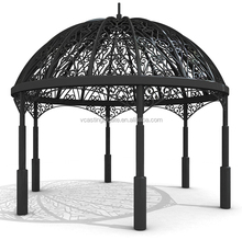 chinese style wrought iron gazebo