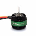 X-Team XTO-T2205 Outrunner Brushless RC Motor for RC Plane Small Helicopter