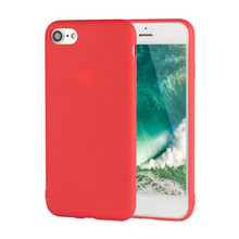 Cheap Price Candy Color Soft Silicone Mobile Phone Back Cover Case For IPhone 5 6 7 8 Plus X