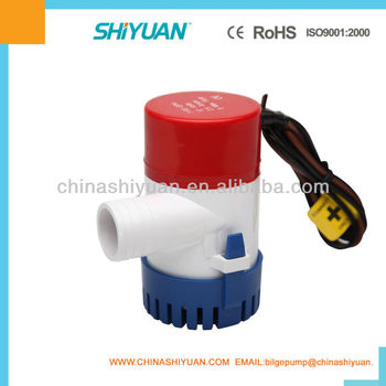 Fully Automatic 1100 Submersible 24volt DC with 75CM cable.