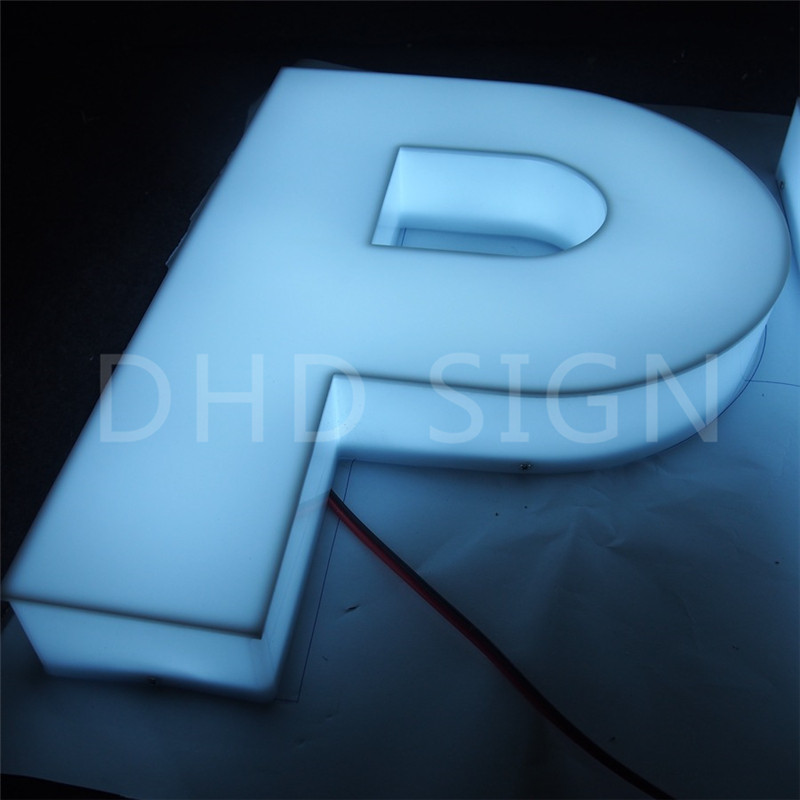 New design Hot Sale Laser Cutting Mini Solid Acrylic Letter/ Sign/ Signage with Long Service Life