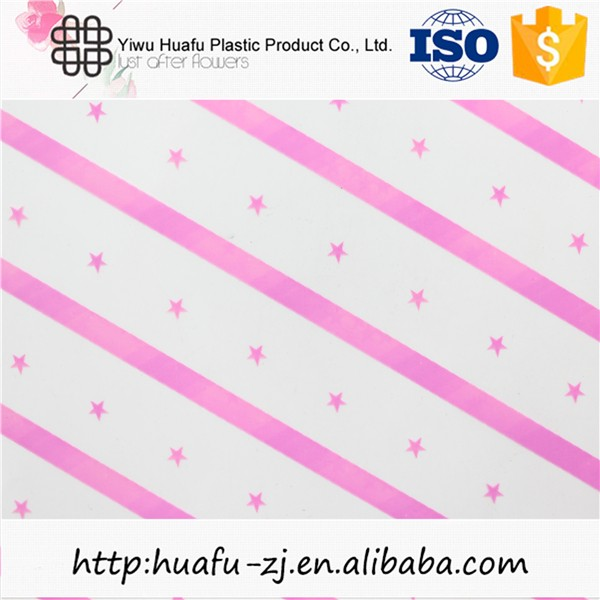 Hot Selling Cheap Custom flower gift cellophane wrap wholesale
