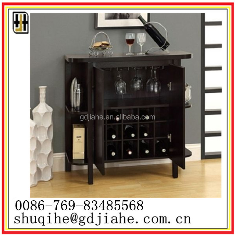 2016 dongguan Luxury wine glass display cabinet