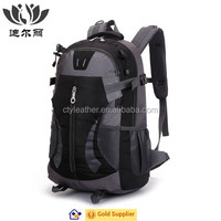 Popular Cheap strong laptop backpkpack with water resistant funtion