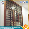 Easily Assembled aluminium modern window grill design