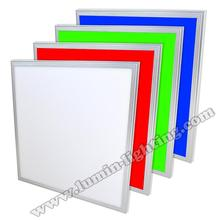 Colorful DC 24v 60x60cm RGB/RGBW 40W square led <strong>flat</strong> panel light