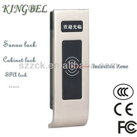 electronic rfid locker lock for SPA,sauna room,hotel,gym