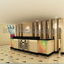 Newest Hot sale architectural decorative Cast Glass